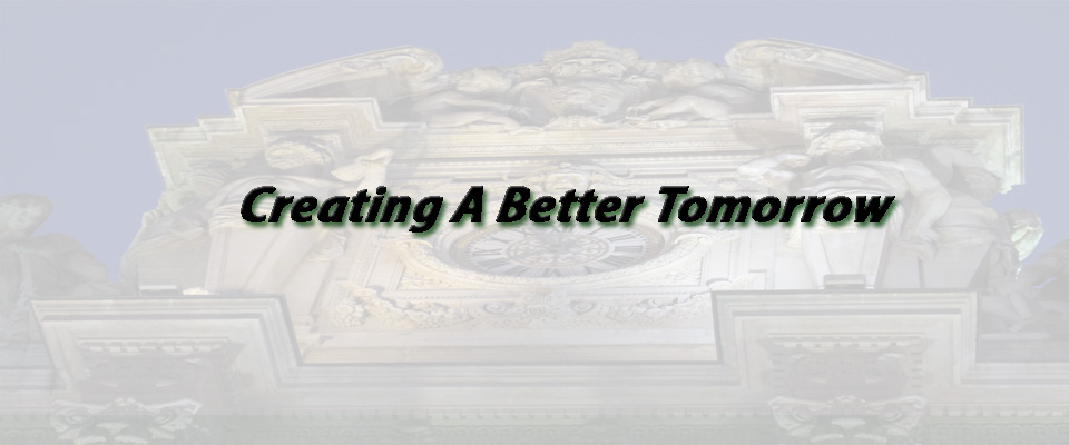 creating-a-better-tomorrow